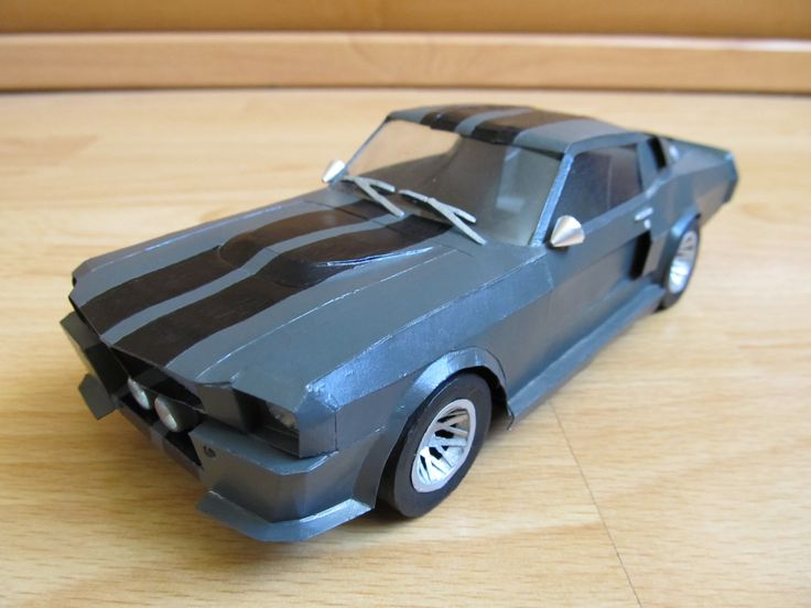 Ford Mustang GT 500 Eleonor