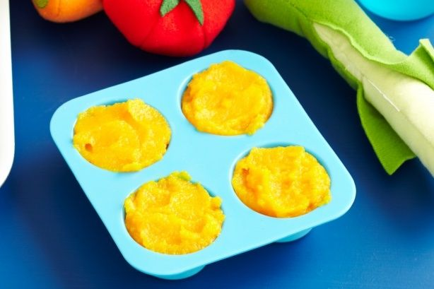Vegetable Puree (Age 6-8 Months) by Taste.Com.Au. Good nutrition is important for growing babies, so fill your little one up with this homemade vegetable puree.