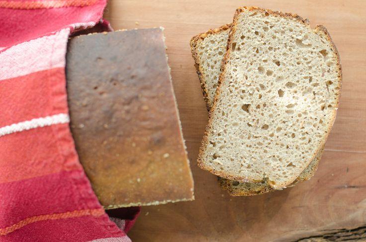 Chleb razowy - żytni