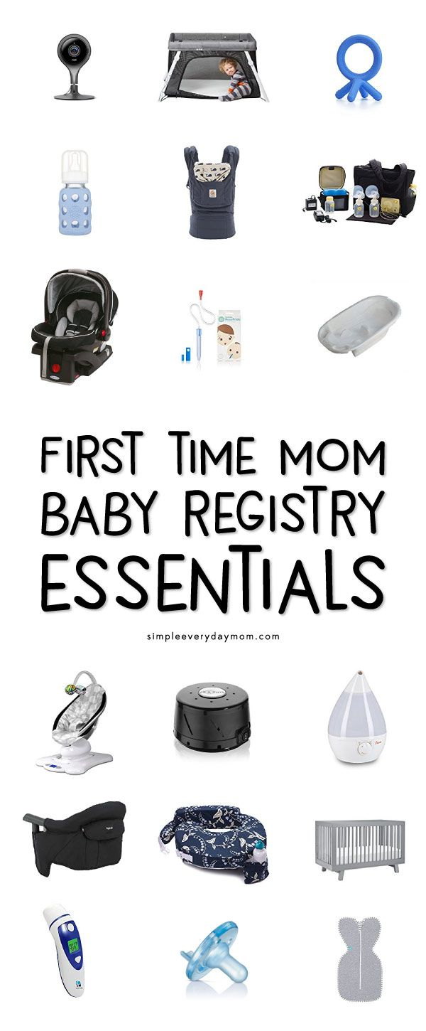 The Top 8 Baby Registry Must Haves (February 8)  Best baby