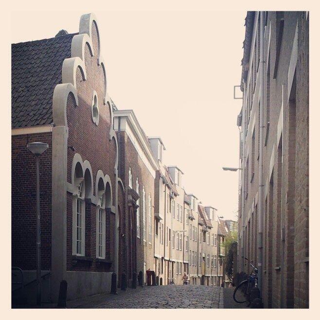Nonnenstraat nu   Nijmegen
