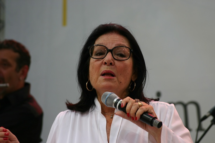 Nana Mouskouri is 78 today.