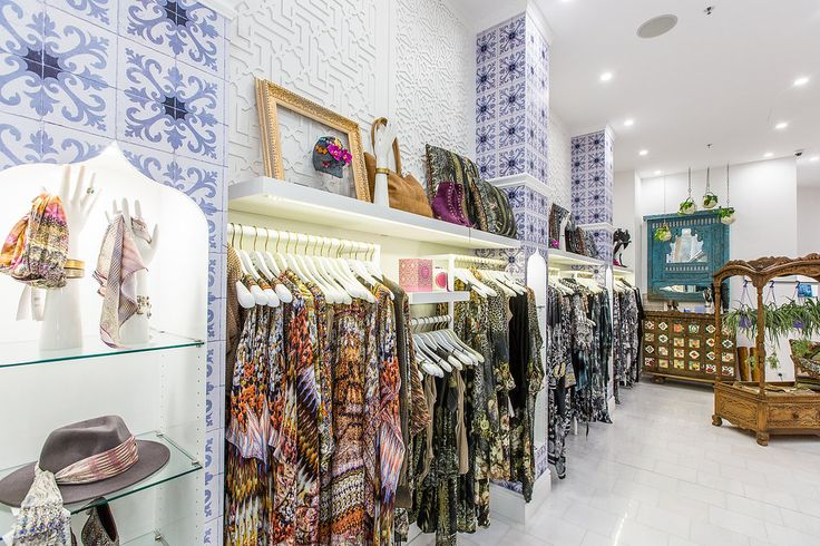 Camilla is one of Australia's most popular fashion and lifestyle labels that aims to deliver beautiful look and feel to all women. The products have vibrant colour and made with quality craftsmanship. The store fitout has been completed by the Readyfit team.