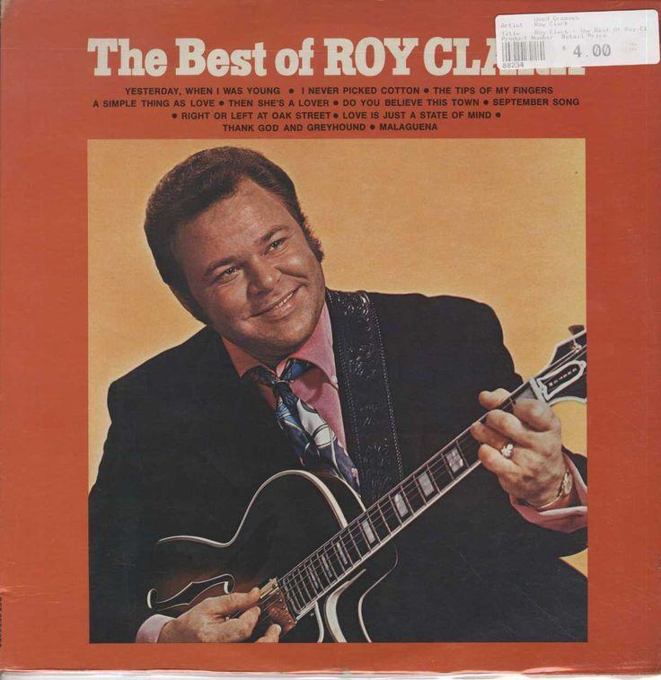 Roy Clark - The Best Of Roy Clark