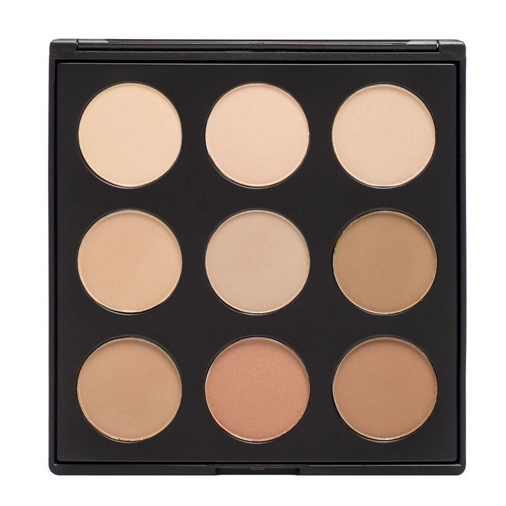 Denne palet på 31,5g indeholder ni fine og matte øjenskygger for et naturligt look. Nuancer indeholder pigment der holder længe, og medvirker til at forstærke og løfte din naturlige skønhed.
