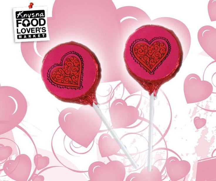 Show your little ones, your love and appreciation with these cute #Vday chocolate lollies from #FLM Knysna! #valentinesday #love