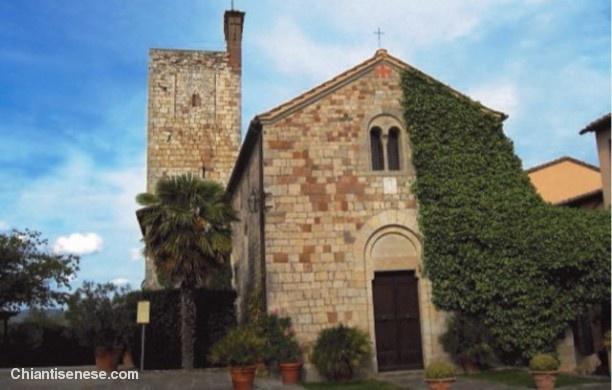 Canonica a Cerreto - Castelnuovo Berardenga