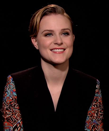 Evan Rachel Wood's The Badass Leading Lady Of Hollywood We Need #refinery29 charlie countryman