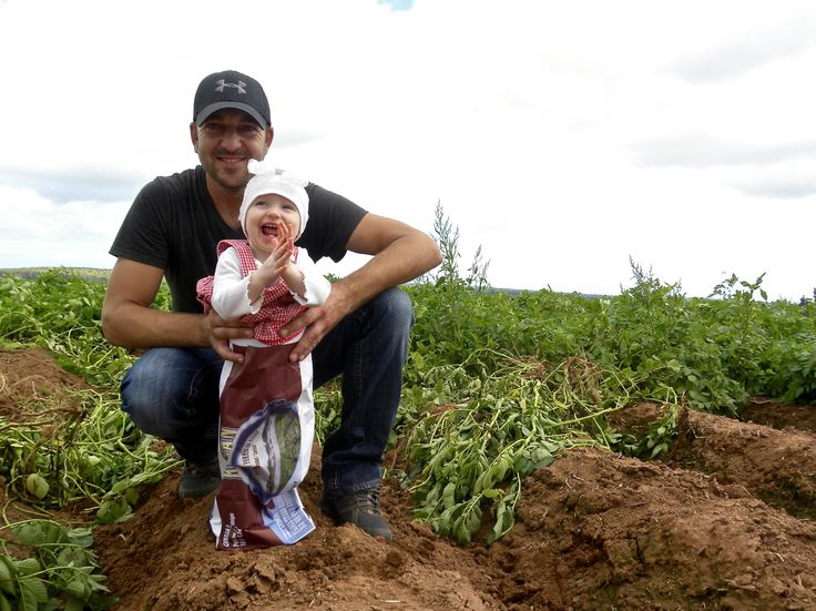 She is applauding all the hard farmers, especially her dad, who work long hours to grow food for all.