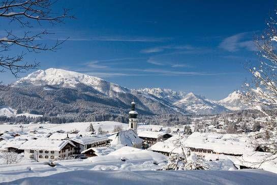 Reit im Winkl, Bavarian Alps ღ