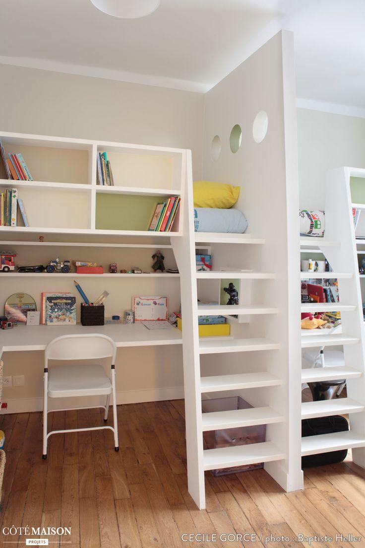 Rénovation complète d'un appartement, Paris, Cécile Gorce - architecte d'intérieur