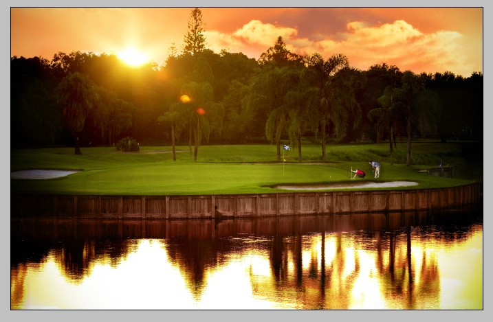 St Petersburg Country Club, 17th Hole