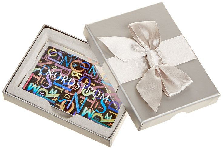 Nordstrom $200 Gift Card - In a Gift Box Nordstrom, one of the ...
