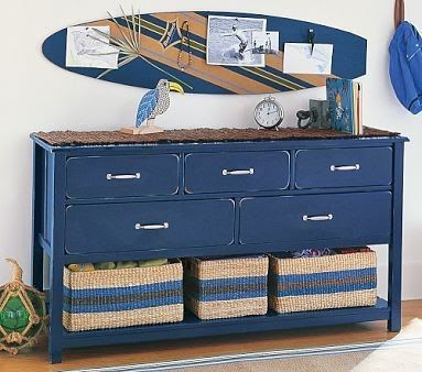 little boy surfer room | ... ll have an awesome surf board cork board for your little surfers room