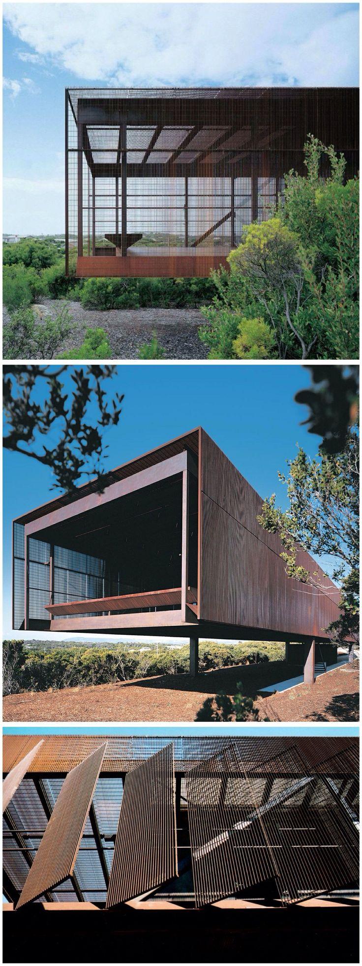 St Andrews Beach House | Victoria, Australia | Sean Godsell Architects
