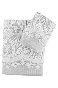 JACQUARD DAMASK TOWEL