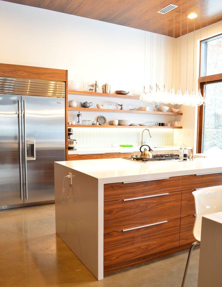 Walnut Floating Shelves Available On The Semihandmade