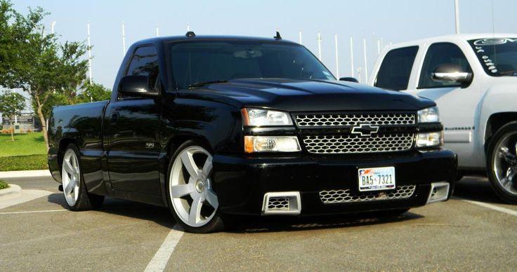 Chevy Silverado SS