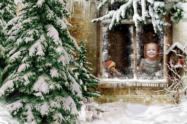Christmas history by Julia Romanova