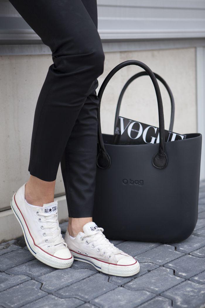 Obag- Classic Black !