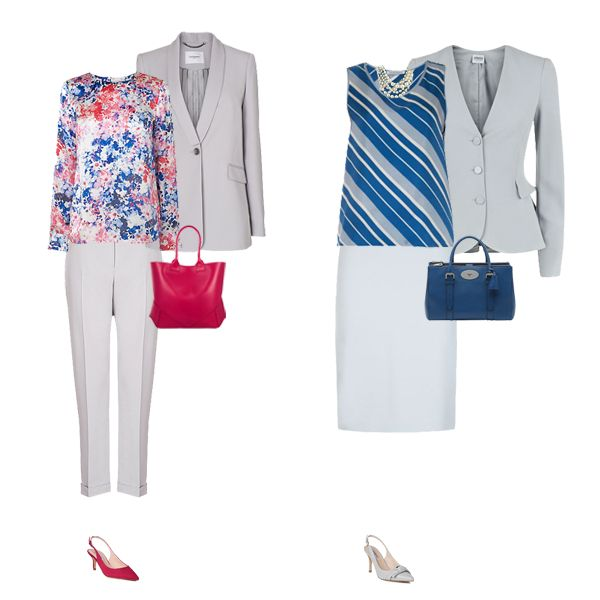6 Outfits and My Top Tips for Dressing for Authority at Work