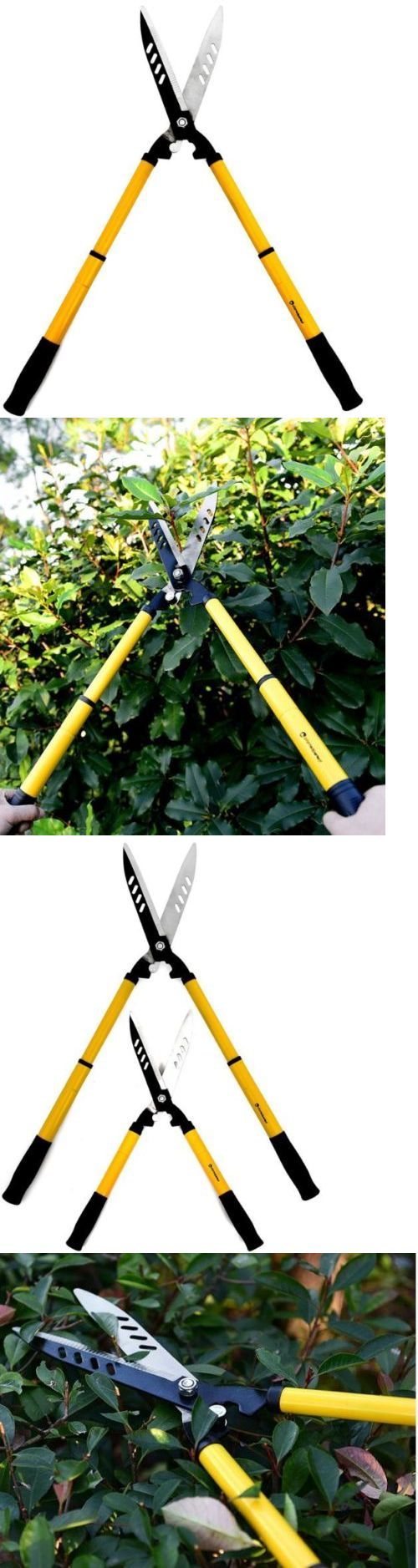 Hedge and Grass Shears 139872: 22 In Extendable Garden Clippers Hedge Shears Bush Tree Pruning Trimming Tool -> BUY IT NOW ONLY: $31.61 on eBay!