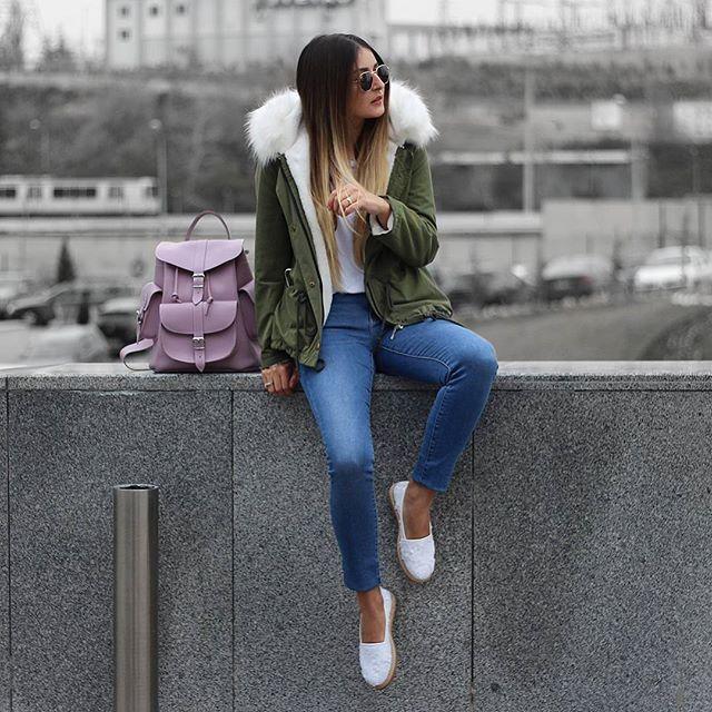 If i was you, I'd wanna be me too ✌  Details for click  W / @tekkalmis_com #gununkaresi#ootd#outfit#streetstyle#fashion#fashionblogger#fashionista#fashioninspiration#love#style#stylish#details
