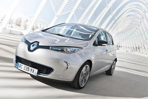 ZOE Electric Car Ranked No. 3 In Hybrid and Electric Car Sales in France - EVWORLD.COM