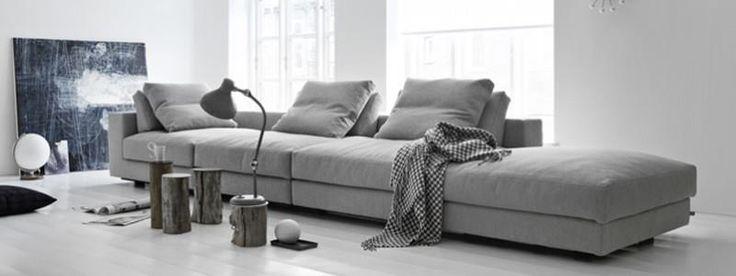 Scandinavian Interior. Eilersen Pampas Sofa.