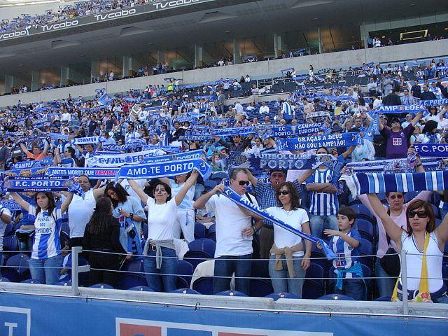Wierni kibice FC Porto