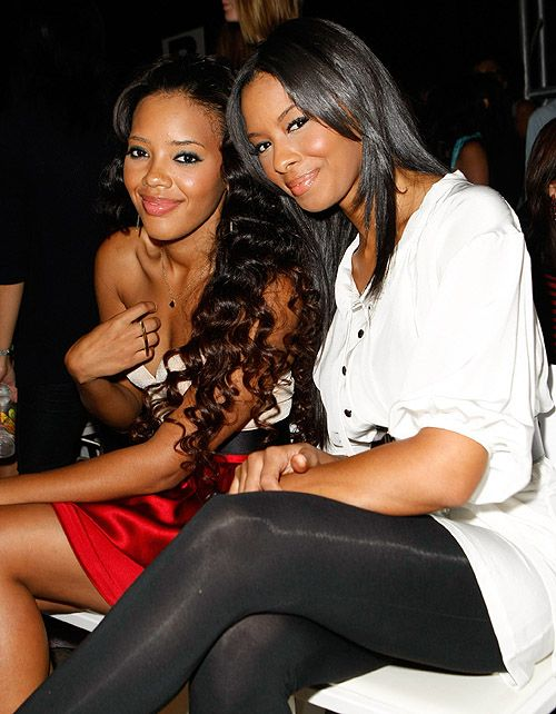 Vanessa and angela simmons