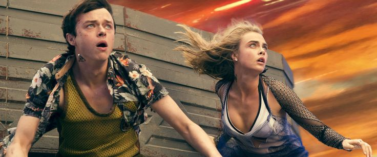 Valerian and the City of a Thousand Planets Movie Review