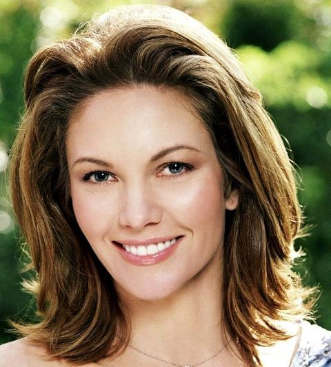 diane lane hair in unfaithful | Diane Lane Medium Hairstyle