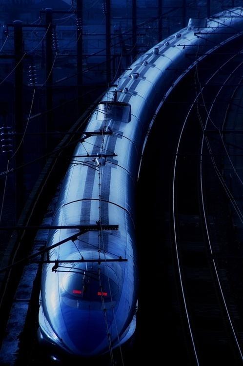 Japanese bullet train – Shinkansen
