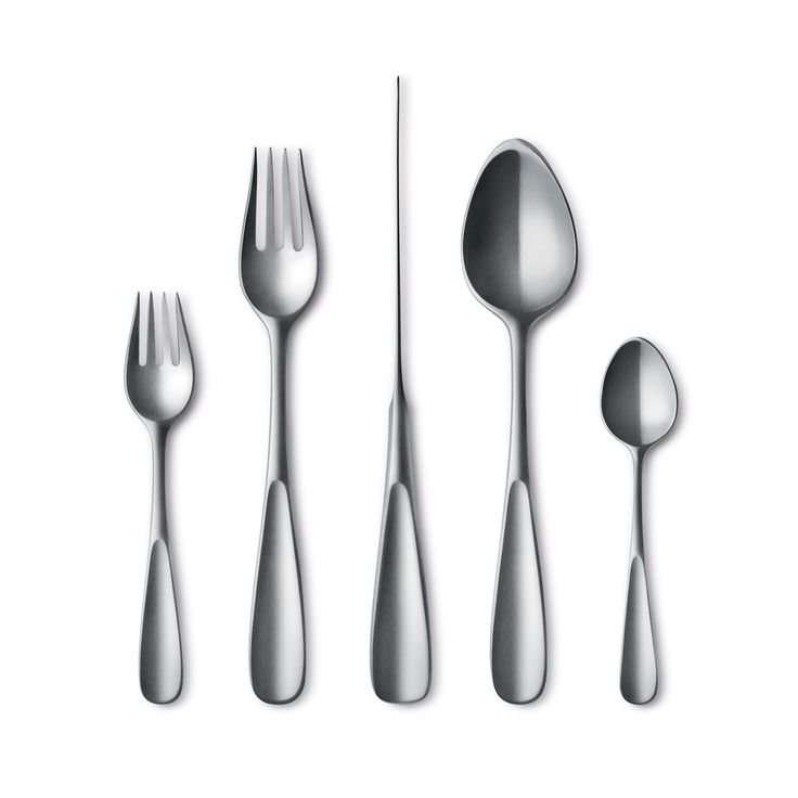 If food is prepared lovingly, then why shouldn't it be eaten and enjoyed with cutlery that is too?' The designer's question reflects her genuine care and respect for table utensils. No matter how this cutlery is placed and used with its balance and friendly lines, Vivianna is a timeless and sought-after design - elegant and innovative. The Vivianna by Georg Jensen. | #skandium #georgjensen #weddinglist #weddinggifts
