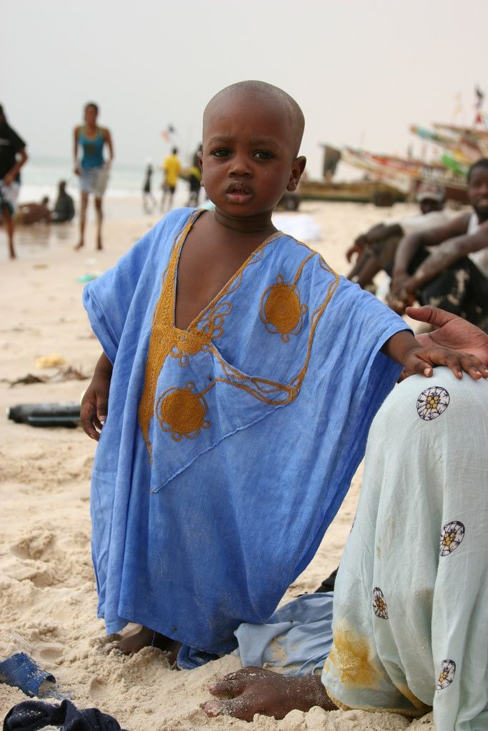 Africa | Little boy from Mauritania | ©Ferdinand Reus