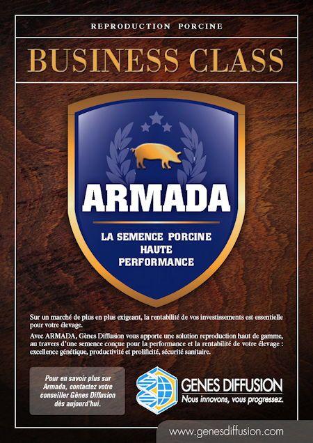 Annonce Presse Armada
