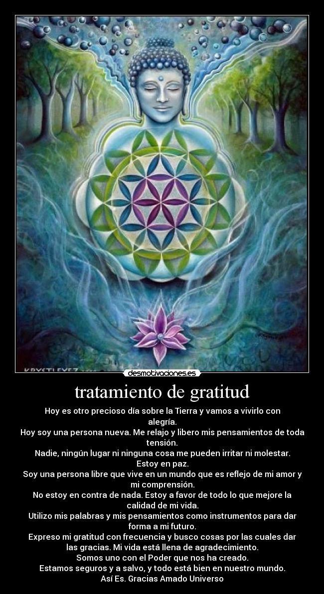 Tratamiento de Gratitud - Louise L Hay