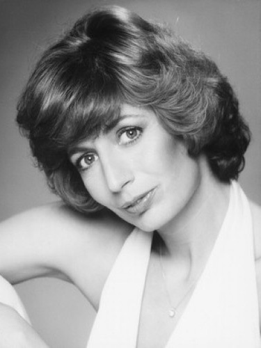 Penny Marshall as Laverne <3  Unusual beauty.