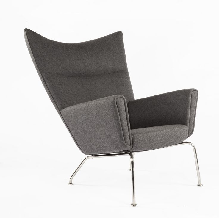 Good Hans Wegner CH445 Wing Chair   Mid Century Modern Lounge Chair #wegner # Midcentury Http
