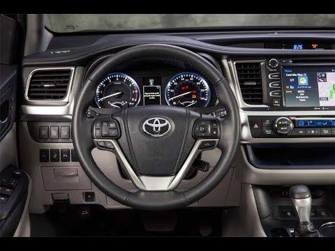 Toyota Highlander (2014) - Auto Show & Interior design and features