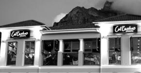 Col'cacchio's pizza, Camps Bay, Western Cape, ZA