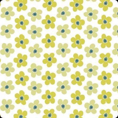Plakfolie Lola flower lime 300x45cm