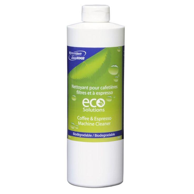 Éco Solutions Nettoyant pour cafetières filtre et espresso