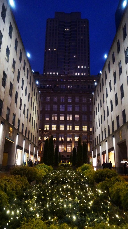 Rockefeller plaza NY