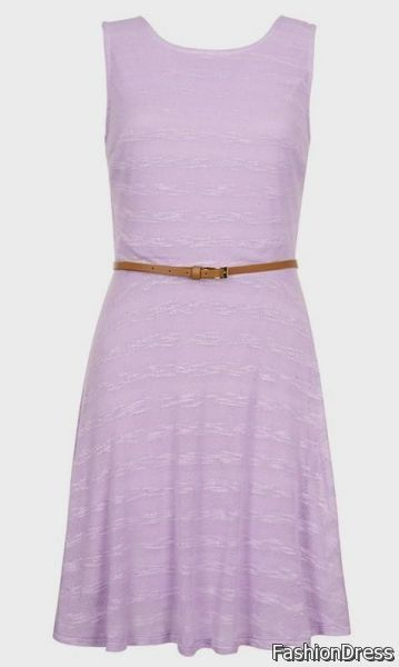 Cool lilac casual dress 2017-2018 Check more at http://24myfashion.com/2016/lilac-casual-dress-2017-2018/