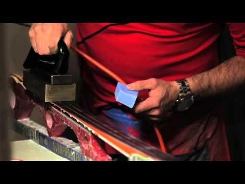 Smørekurs 6: Glider på skøyteski