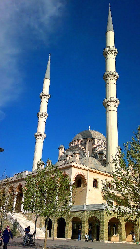 TURKEY - KONYA - HACIVEYİSZADE CAMİ - MOSQUE