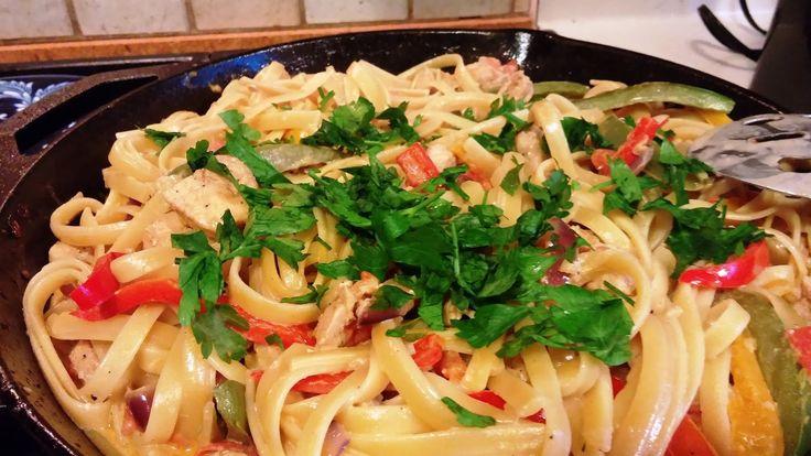 Cajun Chicken Pasta Smart Points: 8 | Weight Watchers Recipes