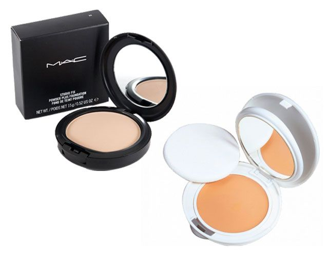 Maquillajes pieles grasas: comprobar que sea 'oil free' y no comedogénico - 'Studio Fix Powder Plus Foundation' de MAC